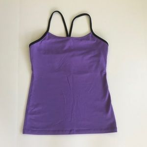 Lululemon power Y size 8